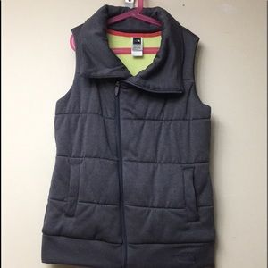The North Face vest jacket